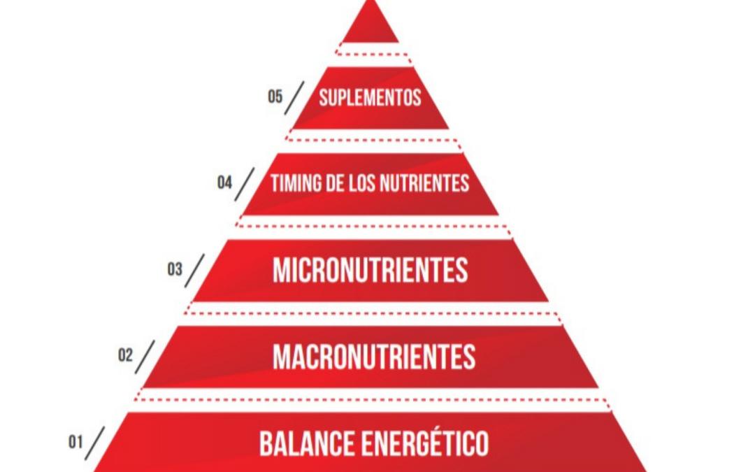 Nutrición Pirámide